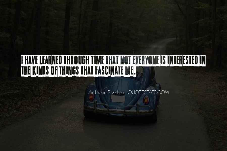 Braxton Quotes #104310