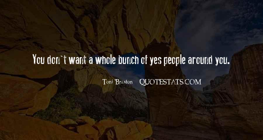 Braxton Quotes #1213560