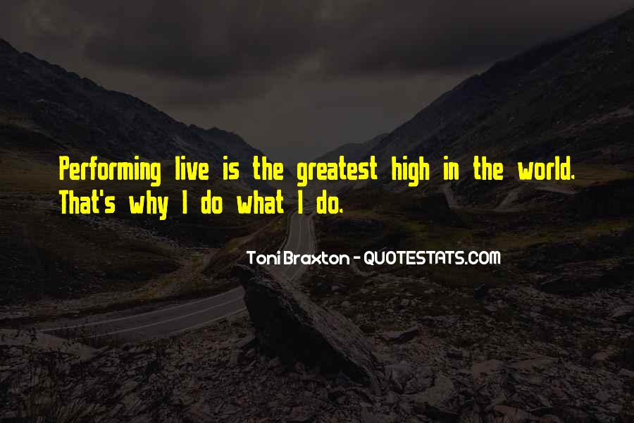 Braxton Quotes #1236631
