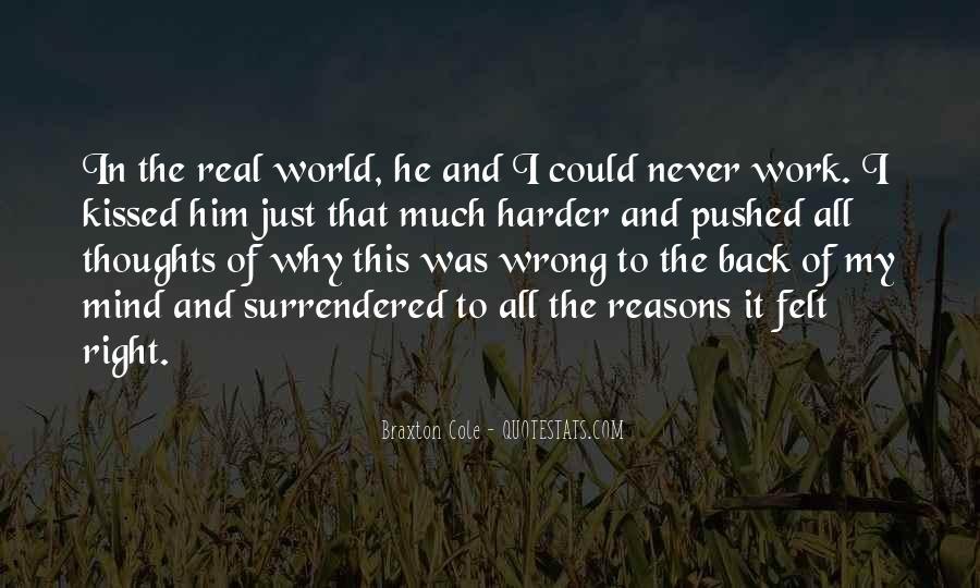 Braxton Quotes #1316532