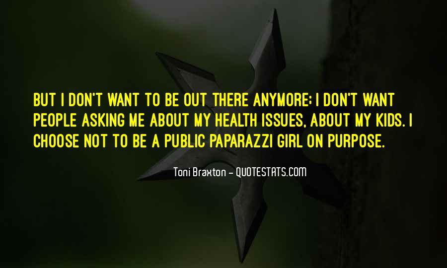 Braxton Quotes #1358345