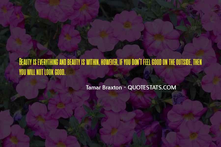 Braxton Quotes #141809
