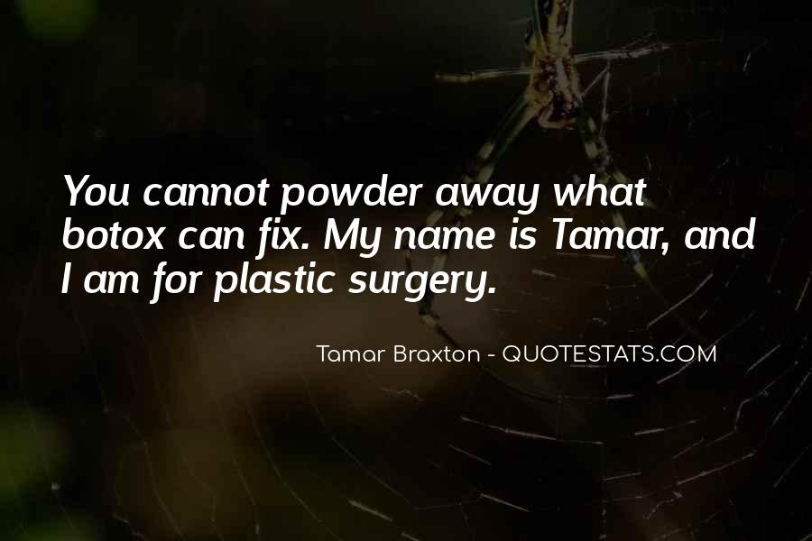 Braxton Quotes #1423286