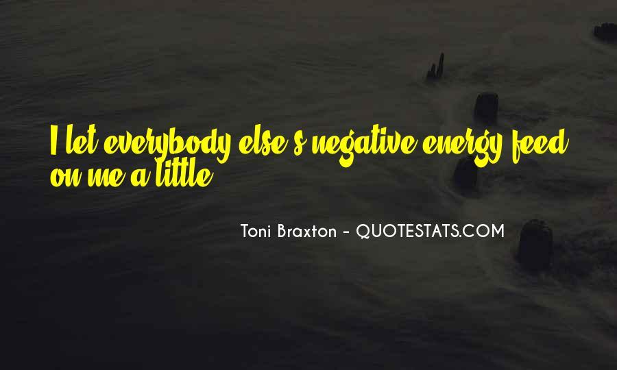 Braxton Quotes #1430409