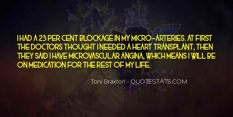 Braxton Quotes #1444423
