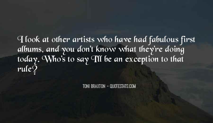 Braxton Quotes #189652