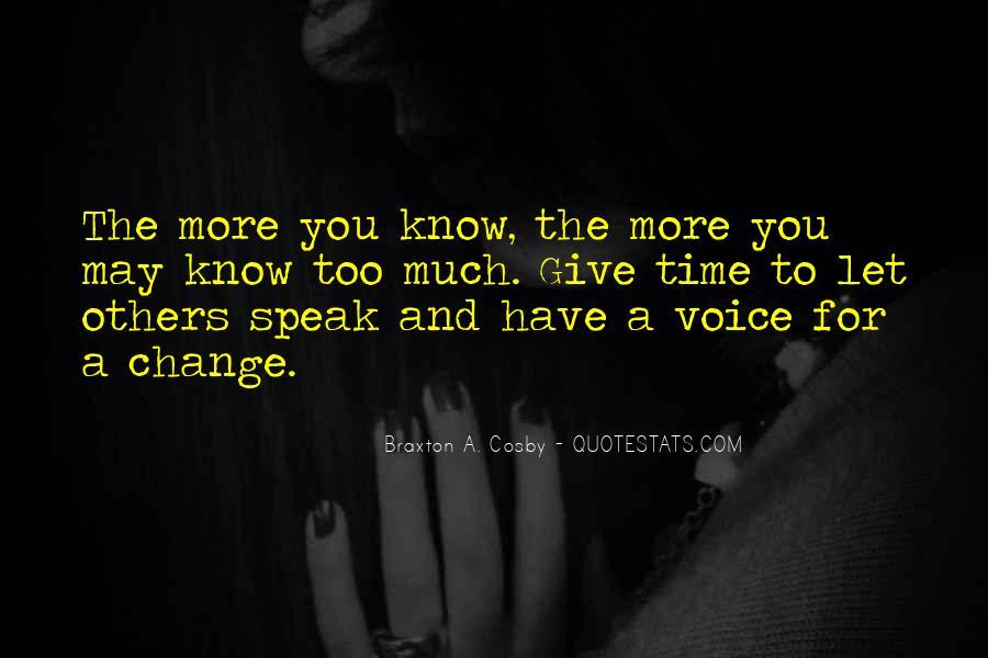 Braxton Quotes #224951