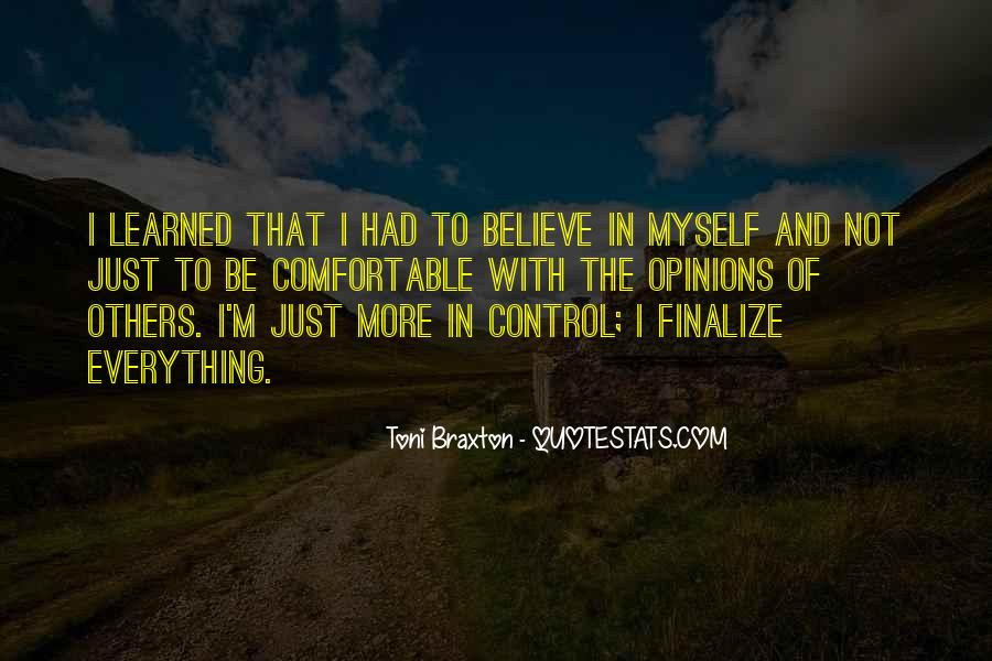 Braxton Quotes #320981