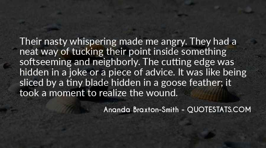 Braxton Quotes #333924