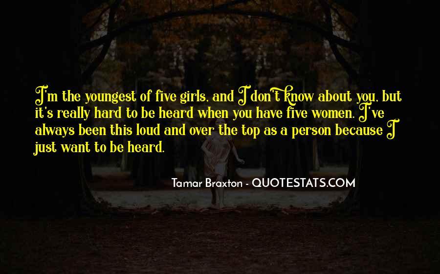 Braxton Quotes #495109