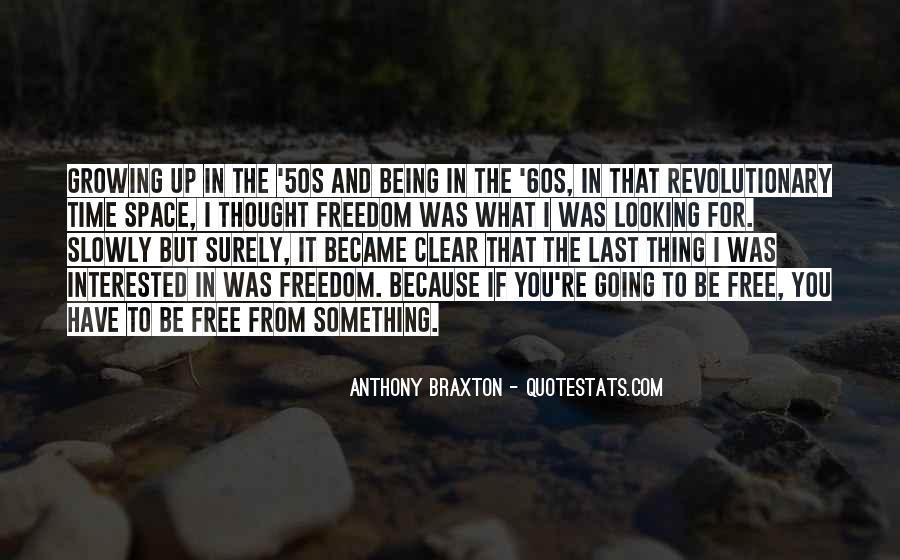 Braxton Quotes #641958
