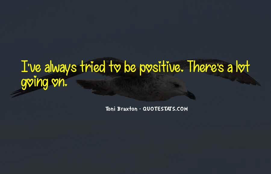 Braxton Quotes #902051