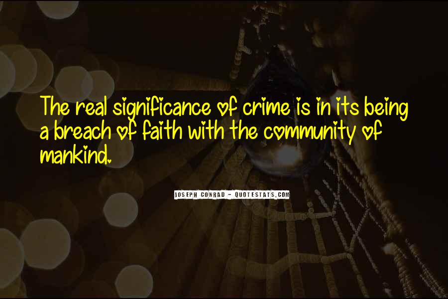 Breach Of Faith Quotes #1668422