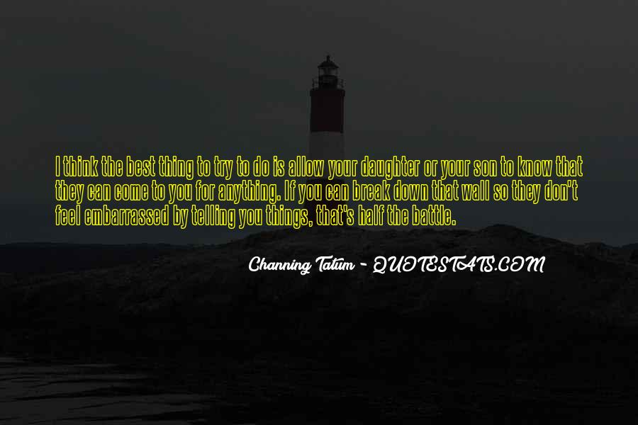 Break Down Your Wall Quotes #678672