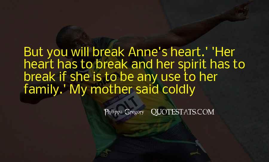 Break Her Quotes #140814