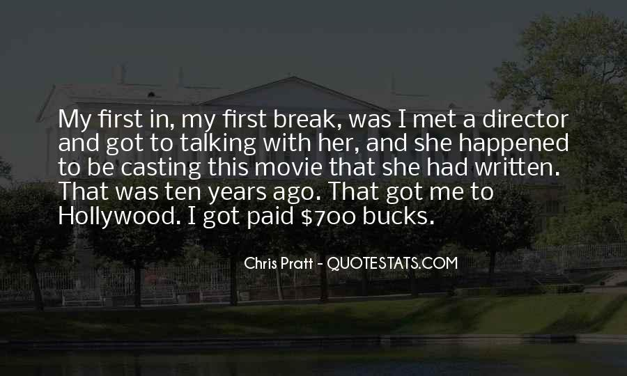 Break Her Quotes #330381