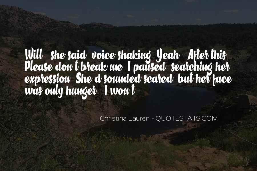 Break Her Quotes #86945