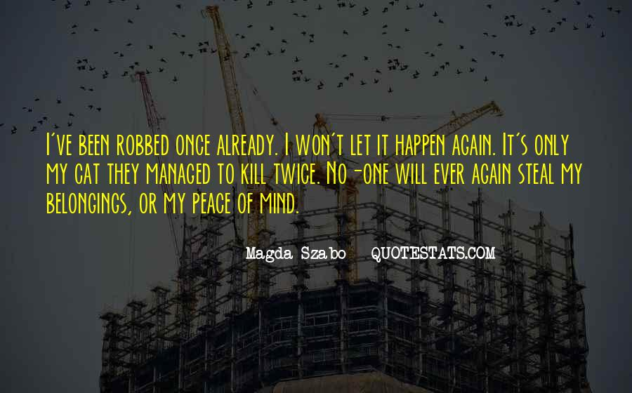 Break The Mould Quotes #427708