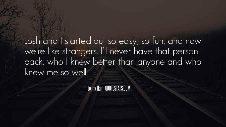 Break Up Better Off Quotes #170199