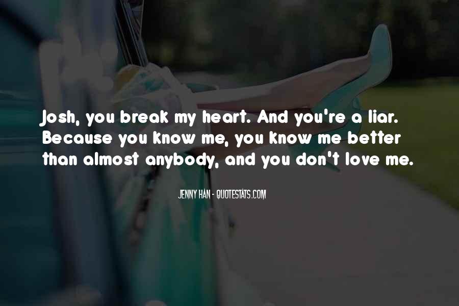 Break Up Better Off Quotes #170707