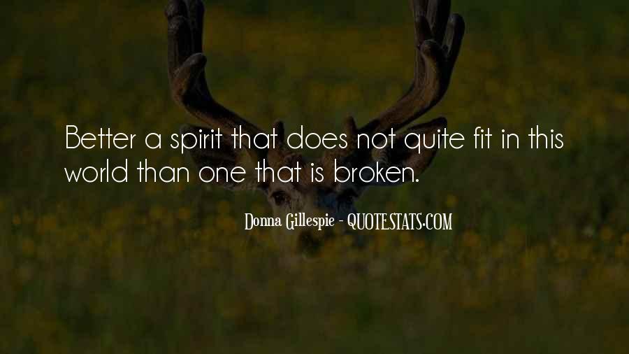 Break Up Better Off Quotes #285657