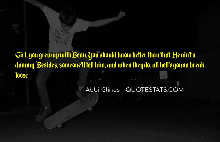 Break Up Better Off Quotes #291624