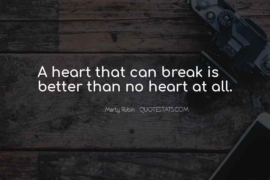 Break Up Better Off Quotes #34867