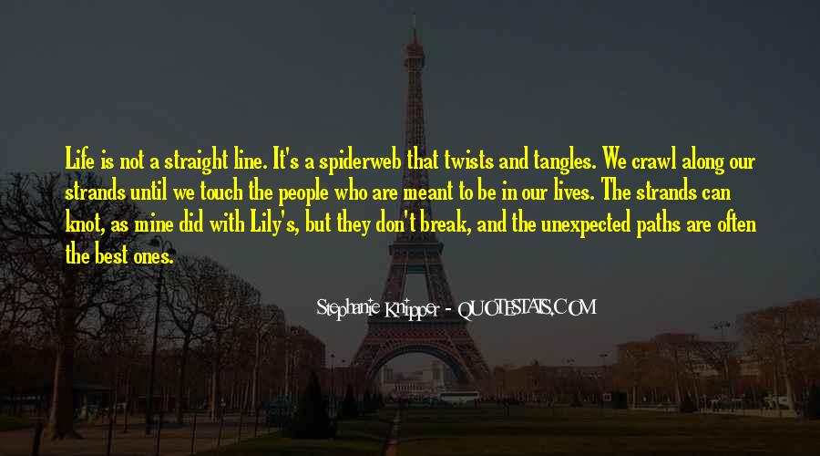 Break Up Line Quotes #131617