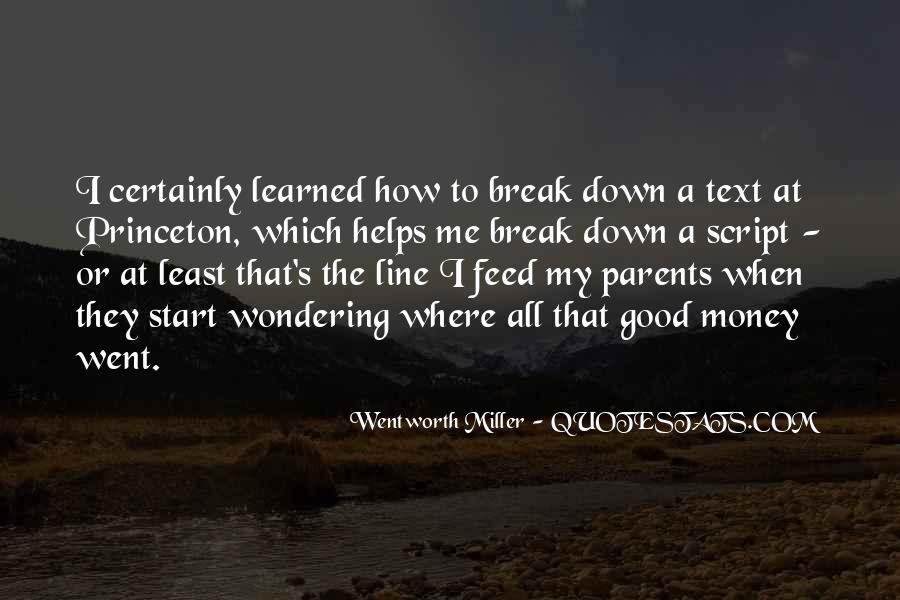 Break Up Line Quotes #1338434