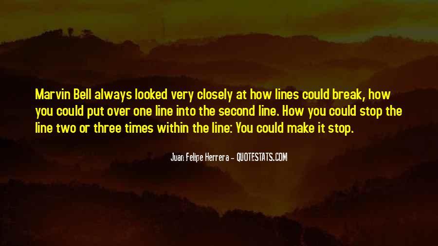 Break Up Line Quotes #1594295