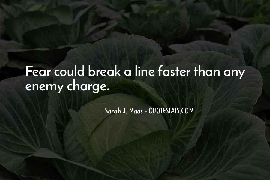 Break Up Line Quotes #1837100