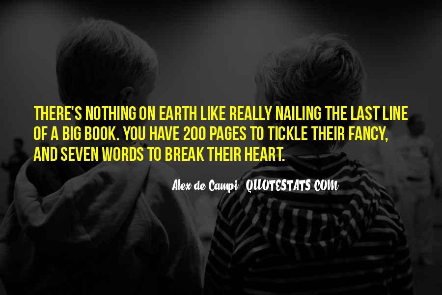 Break Up Line Quotes #801203
