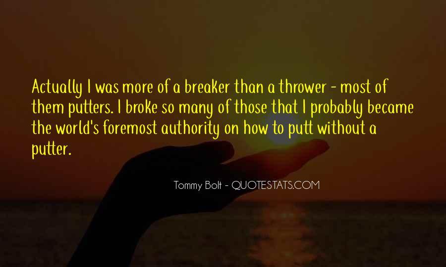 Breaker Quotes #10750