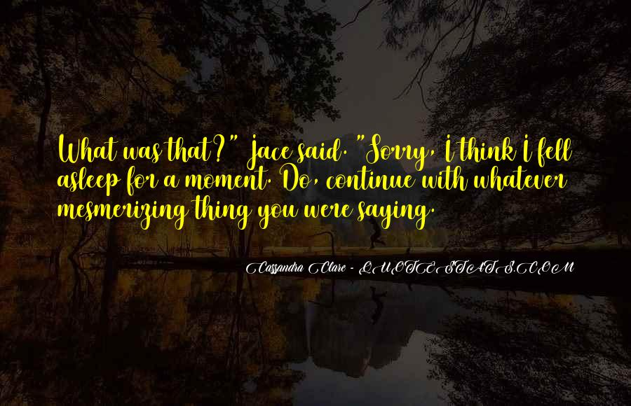 Breaking Through Jimenez Quotes #1527208