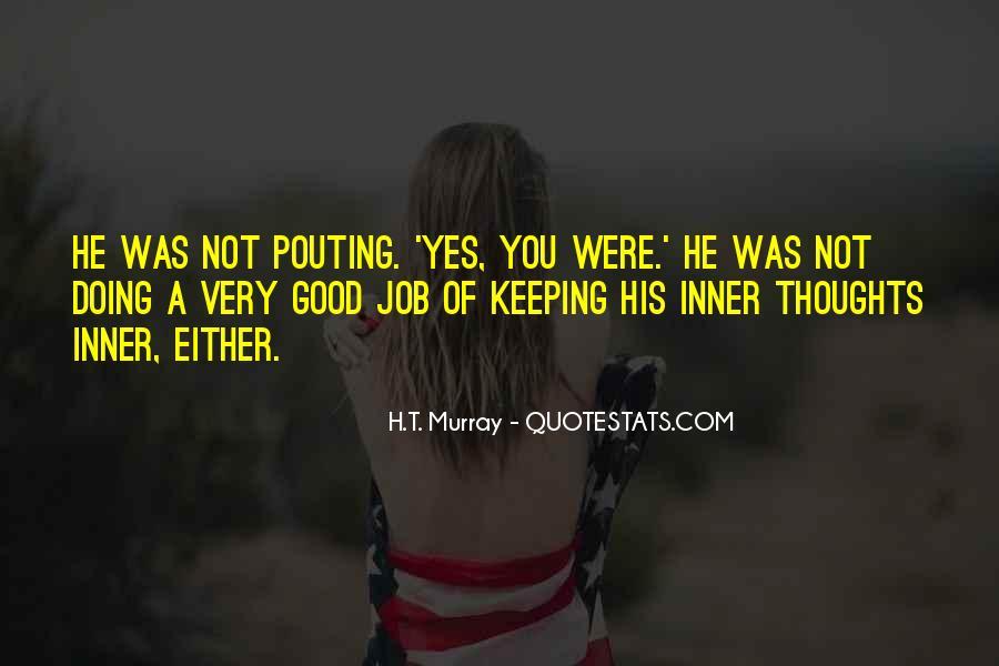 Breaking Through Jimenez Quotes #1645442