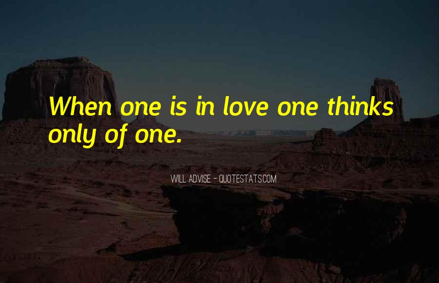 Quotes About Love For Singles #44425