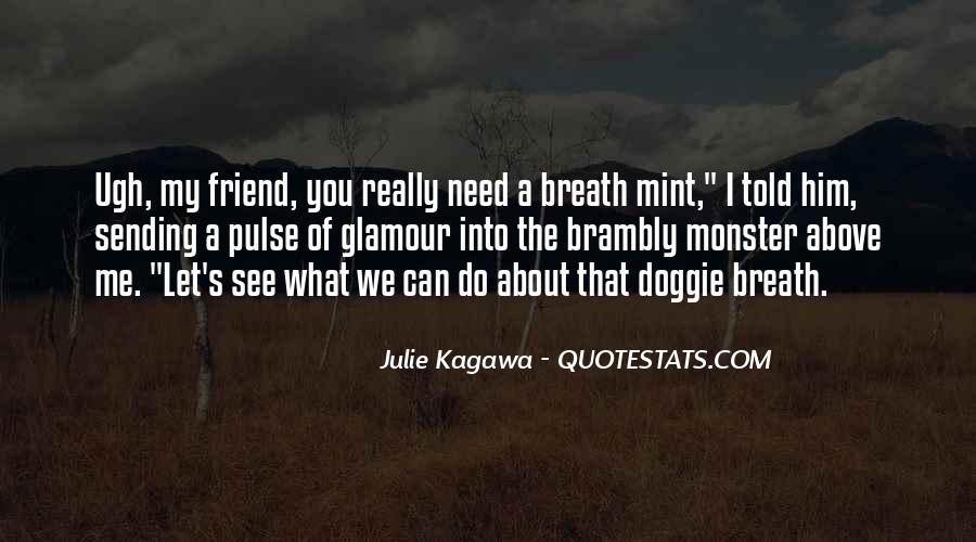 Breath Mint Quotes #1493329