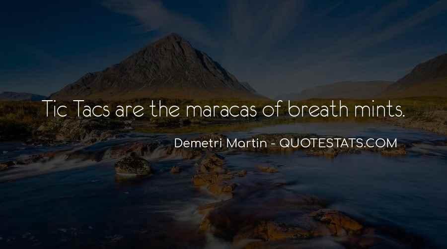 Breath Mint Quotes #276135