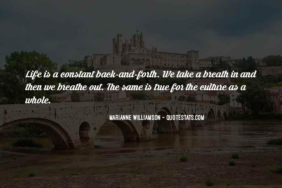 Breathe Out Quotes #298496