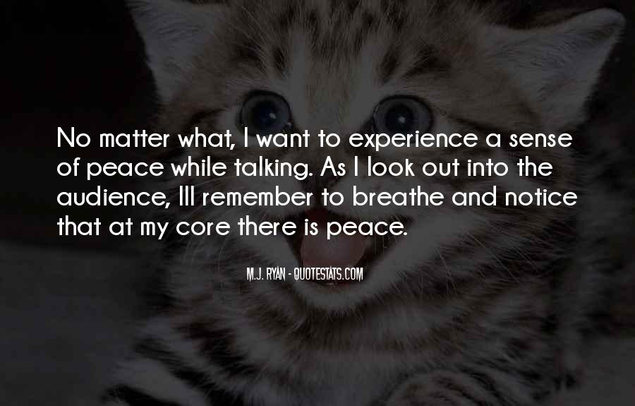 Breathe Out Quotes #320506
