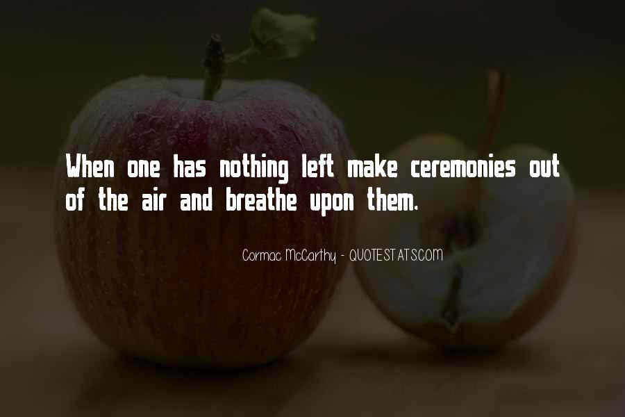 Breathe Out Quotes #334002
