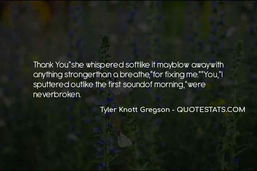 Breathe Out Quotes #347872