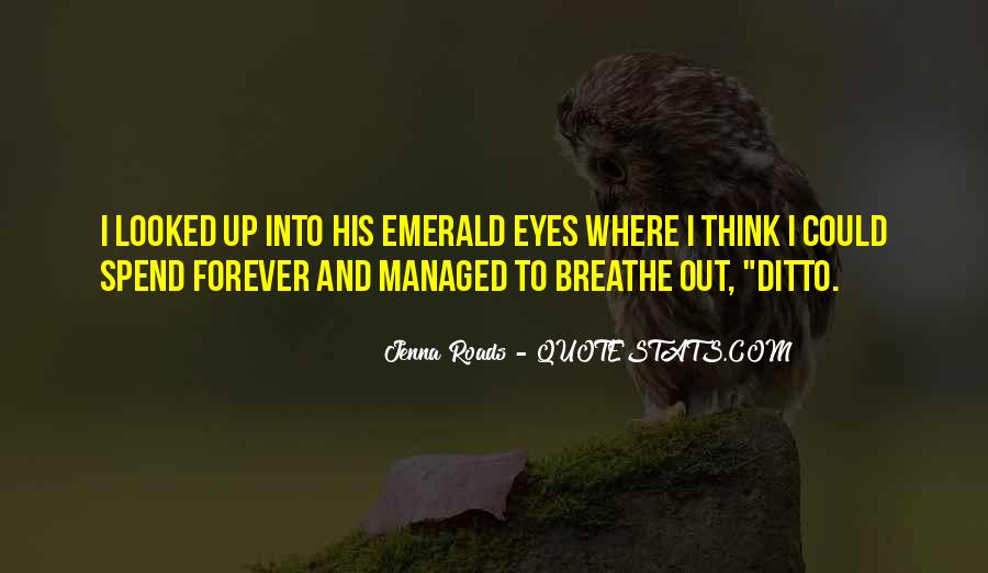 Breathe Out Quotes #350867