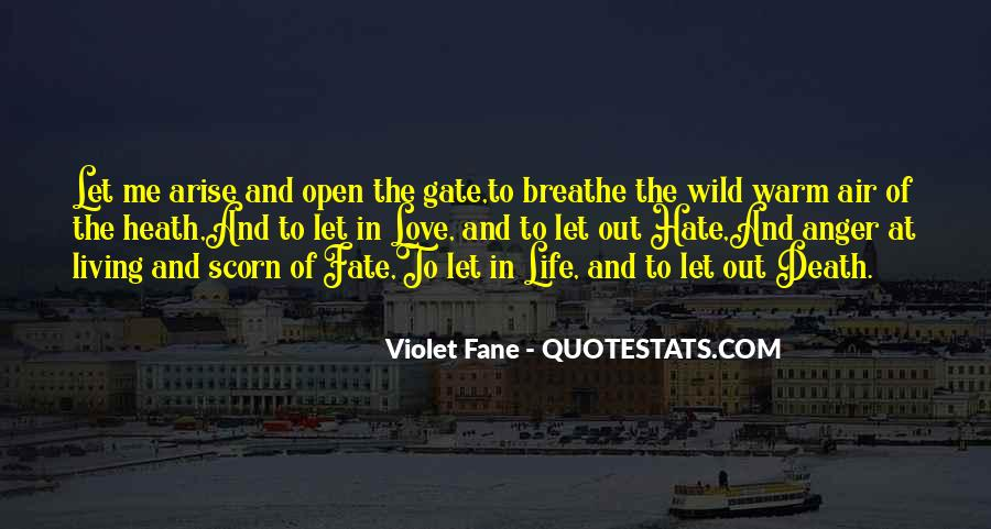 Breathe Out Quotes #383393
