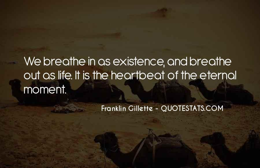Breathe Out Quotes #473284