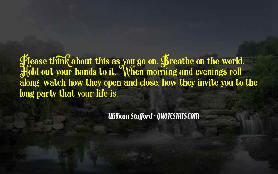 Breathe Out Quotes #622901