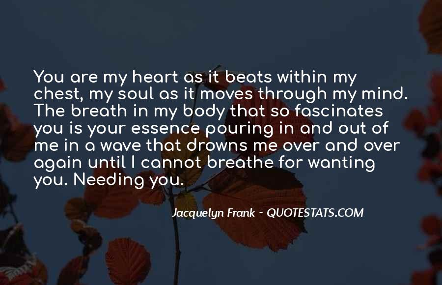 Breathe Out Quotes #828298