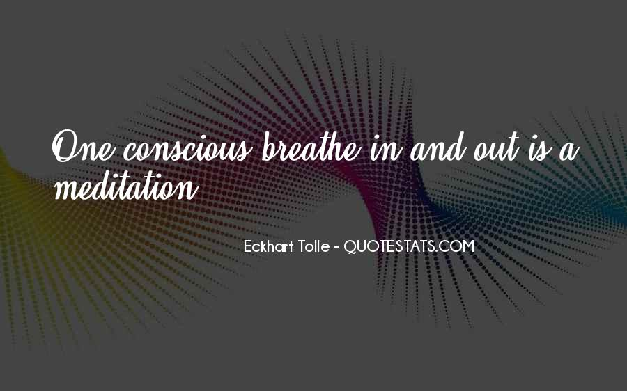 Breathe Out Quotes #867000