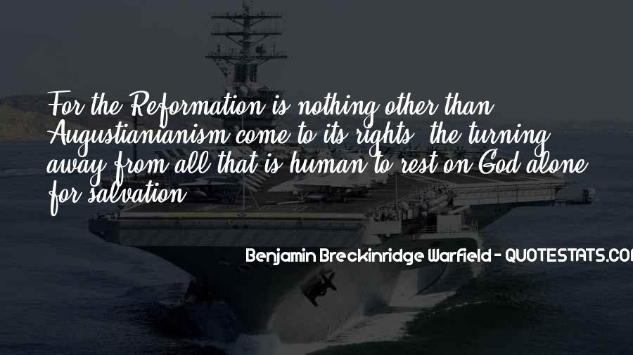Breckinridge Quotes #1229690