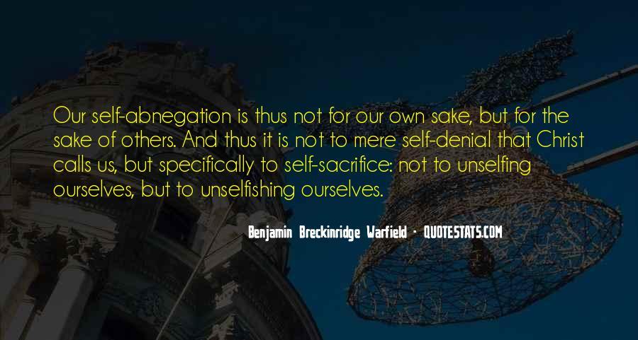 Breckinridge Quotes #1240597